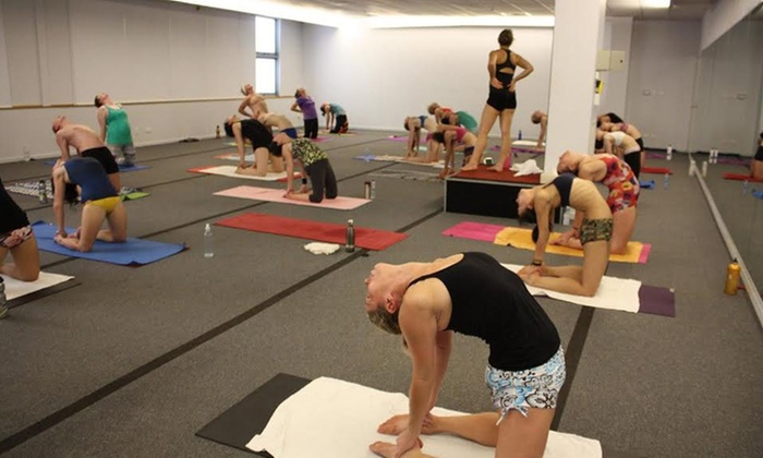 10 Beginners Yoga Classes Bikram Yoga Canberra Groupon