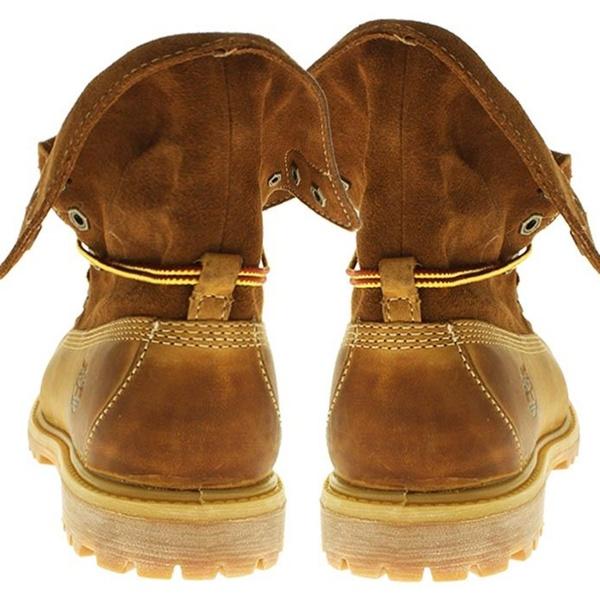 SCARPA TIMBERLAND Uomo Boots Scarponcino Ca112D