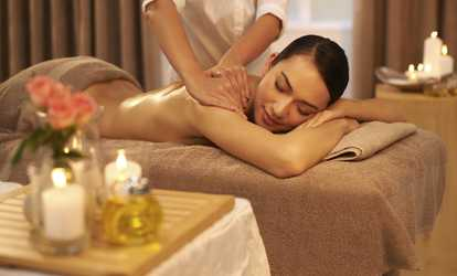 image placeholder image for 60-Minute Deep-Tissue Massage from Four Season  Massage (55%