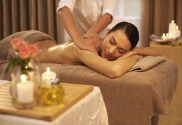 4 Seasons Massage: 60-Minute Deep-Tissue Massage from 4 Seasons Massage (55% Off)