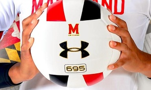 Maryland Volleyball Summer Camps: High School or Youth Day Camp for One to Maryland Volleyball Summer Camp (45% Off)