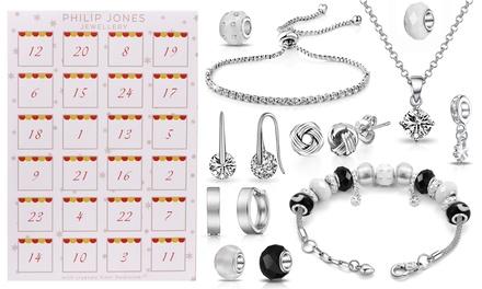e41bd89894e74 Calendrier de l Avent orné de cristaux Swarovski®  Bracelets, boucles d