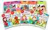 Classic Fairytale Learning Readers Kids' Book Set (10-Piece)