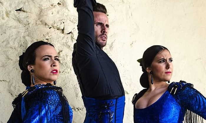 00f621e6 Espectáculo flamenco con menú - Tablao Flamenco El Burro Blanco ...