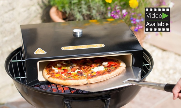 bakerstone bbq pizza oven box