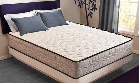 Colchón Confort Plus con tejido 3D