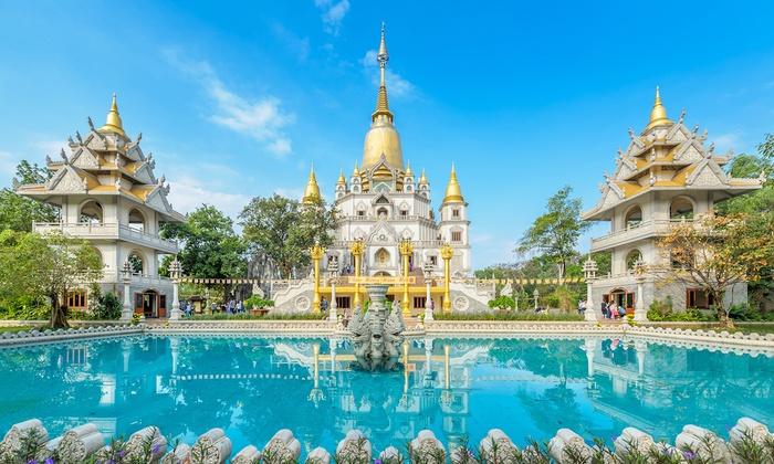 Birmanie  circuit touristique de 8 nuits avec petits djeuners et transferts