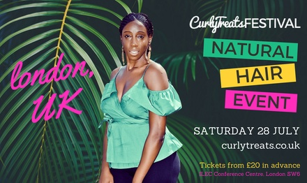 Curly Treats Natural Hair Festival