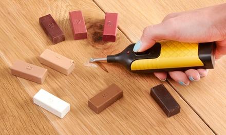 One £9.98 or Two £18.98 Laminate, Tile and Hardwood Floor Repair Kits
