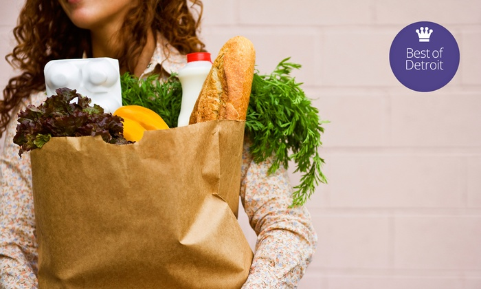 Colasanti's Produce & Plants - Downtown Highland: $10 for $20 Worth of Organic Groceries, Premium Meat, and Prepared Foods at Colasanti's Market