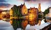 Au cœur de Bruges : chambre double 4* avec petit-déjeuner