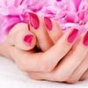 5 manicure e pedicure con smalto