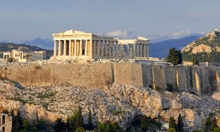 Grecja: 10-dniowy wypoczynek ze zwiedzaniem