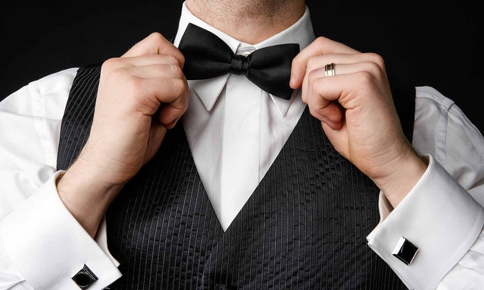 Anthony's House of Formals - Multiple Locations: $35 for One Basic Tuxedo Rental at Anthony's House of Formals ($80 Value)