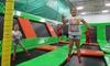 GTA Sportsplex - GTA Sportsplex: Day of Sports Camp for One Kid, or a Week of Sports Camp for One or Two Kids at GTA Sportsplex (Up to 50% Off)