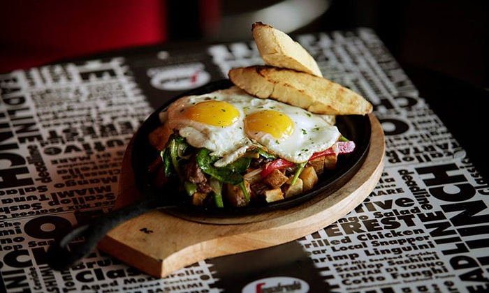 Segafredo - Brickell - Brickell: Brunch for Two or Four with Bottomless Mimosas at Segafredo Brickell (Up to 51% Off)