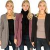 Lyss Loo City Sleek Women's Long-Line Cardigan