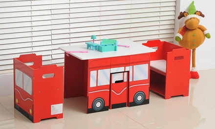Kid's Multifunctional Bus Set With Free Delivery