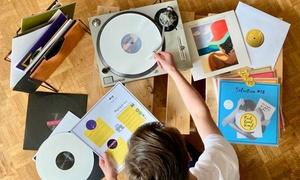 Offrez-vous chaque mois une sélection de vinyles