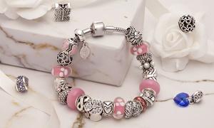 Bracelet orné cristaux Swarovski®