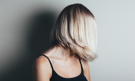 Style Cut, Wash, Treatment and Blow-Dry: One ($49) or Three Visits ($99) at Kooperativ Hair & Beauty (Up to $345 Value)