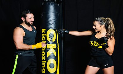 image for Three or Six <strong>Kickboxing</strong> Classes at CKO <strong>Kickboxing</strong> Somerset (Up to 80% Off)