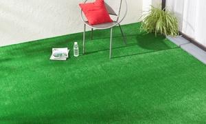 Gazon du sud: Rouleau de pelouse synthétique avec plusieurs dimensions au choix dès 16,50 € chez Gazon du sud
