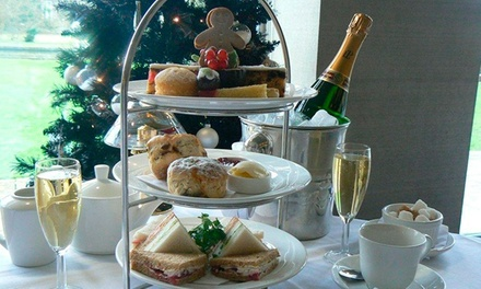 Traditional, Prosecco or Champagne Afternoon Tea for Up to Four at Doubletree by Hilton Cambridge