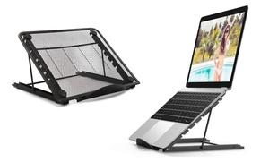 Support d'ordinateur portable antidérapant et réglable