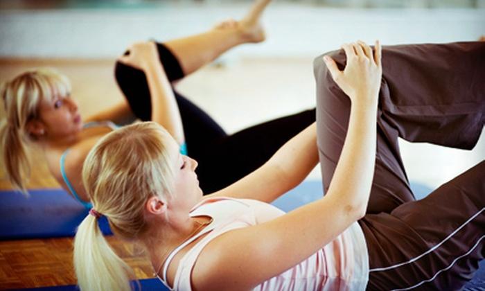 Goality Fitness Club - Eric Su Fitness Club: 10 or 20 Yoga Classes at Goality Fitness Club (71% Off)