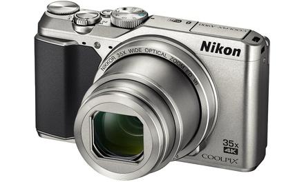 Nikon Coolpix A900 20MP 4K WiFi Digital Camera with 35x Optical Zoom (Refurbished)