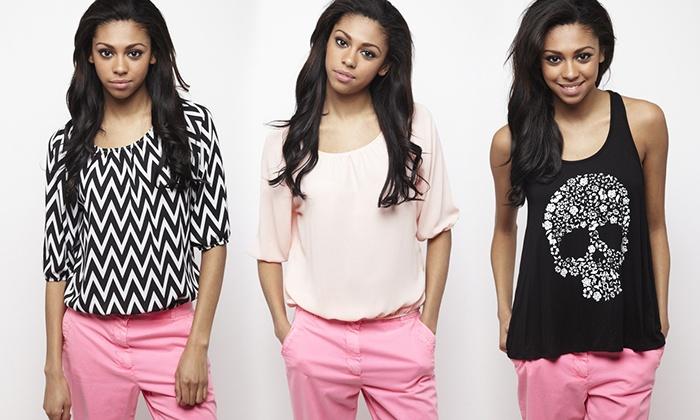 Aria Fashion USA - Magic Fit: $20 or $40 Worth of Clothing at Aria Fashion USA (50% Off)