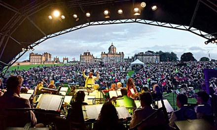 Castle Howard Proms, 18 August at Howardian Hills (Up to 21% Off)
