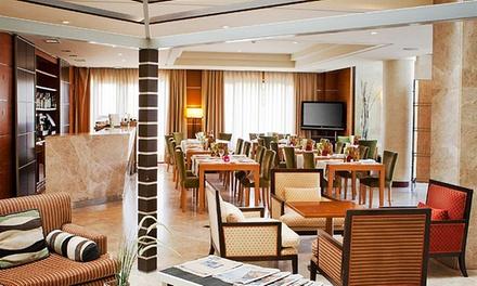 Madrid: 2-4 Tage für Zwei inkl. Begrüßungsgeschenk, Late Check-Out, Parkplatz und opt. Frühstück im 4* Hotel Exe Getafe