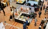 Smithsonian Women's Committee - Downtown - Penn Quarter - Chinatown: Day or Evening Reception Passes for Two or Four to the Smithsonian Craft Show on April 23–26 (Up to 50% Off)