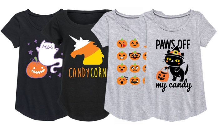 59% off Kids' Halloween-Themed Top