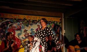 La Taberna de Mister Pinkleton: Espectáculo flamenco con bebida para 2 o con cena premium con vino desde 29,95 € en la Taberna de Mister Pinkleton