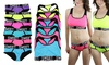 Sports Bras and Athletic Briefs Sets (5- or 6-Pack): Sports Bras and Athletic Briefs Sets (5- or 6-Pack)