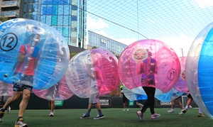 Xtreme Soccer: Zorb Football for Up to 15 People from Xtreme Soccer, Nationwide Locations
