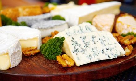 Bayerische Brotzeit mit Dessert für 2 oder 4 Personen im Wirtshaus Oberbachern (bis zu 44% sparen*)
