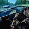 Symulator auta wyścigowego