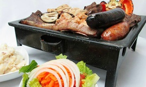 La Barra Cafe & Grill: Argentine Cuisine at La Barra (Up to 42% Off). Three Options Available.
