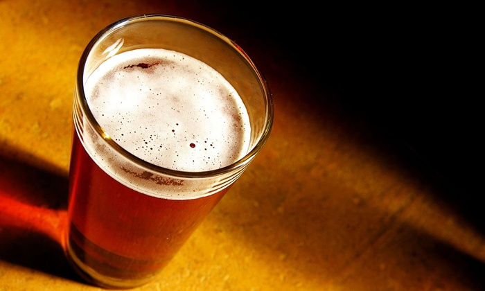 Wine Workshop and Brew Center - Decatur: Beer-Brewing Class with Pint Glasses and Store Credit for Two or Four at Wine Workshop and Brew Center (Up to 68% Off)