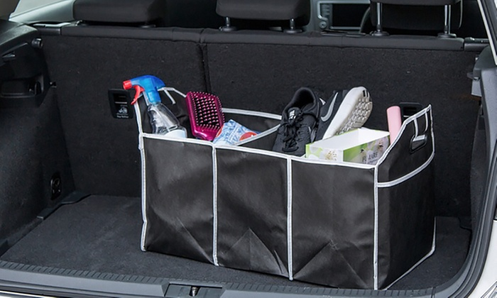 One, Two or Four Car Boot Organisers