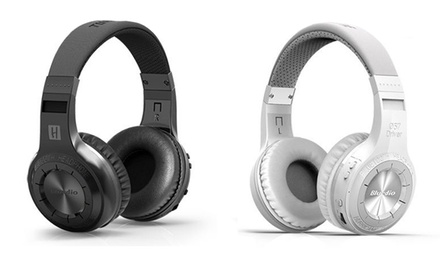 $49 Bluedio Hifi Bluetooth V4.1 Wireless Headphone with Poweful Bass Stereo and Ambient Noise Reduction Technology