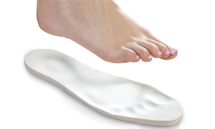 Up to Four Pairs of Memory Foam Orthopaedic Insoles