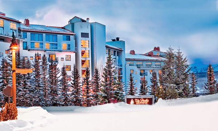 null - Salt Lake City: Stay at The Peaks Resort in Telluride, CO