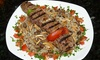 25% Off Food and Drink at Nunu's Mediterranean Cafe
