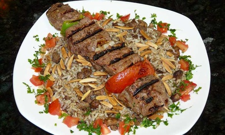 $15 for $20 Worth of Mediterranean Food at Nunu's Mediterranean Cafe; Dine-In and Carryout