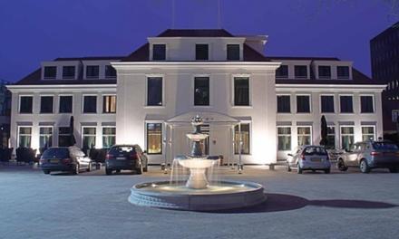 Luxe wellness in 5* Hotel Restaurant & Spa Savarin, naar keuze met verblijf, wellnesspakket en een 4gangendiner